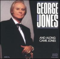 George Jones - Along Came Jones (CD) - Cover