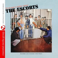 Escorts - All We Need Is Another Chance (CD) - Cover