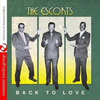 Escorts - Back to Love (CD) - Cover