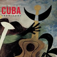 Music of Cuba 1909-51 / Various (CD) - Cover