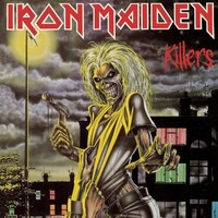 Iron Maiden - Killers (CD) - Cover