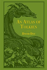Tolkien: An Illustrated Atlas (Paperback) - Cover