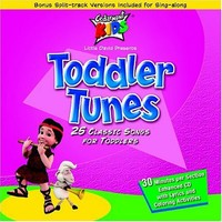 Cedarmont Kids - Classics: Toddlers Tunes (CD) - Cover