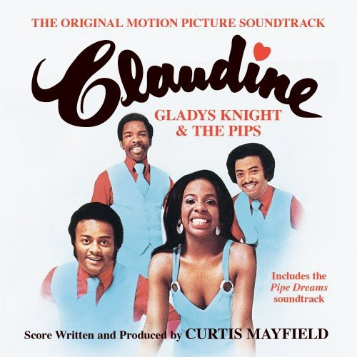 Gladys Knight & the Pips - Claudine / Pipe Dreams (CD)