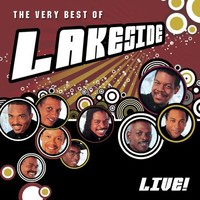 Lakeside - Very Best of Lakeside Live (CD) - Cover