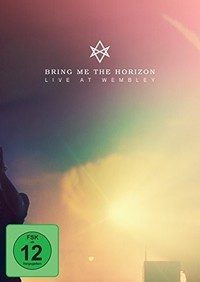 Bring Me the Horizon - Live At the Ssa Arena Wembley (Region A Blu-ray) - Cover