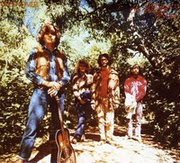 Creedence Clearwater Revival - Green River (CD) - Cover