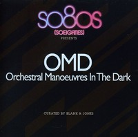 OMD - So80s (SoEighties) Presents OMD Curated By Blank & Jones (CD) - Cover