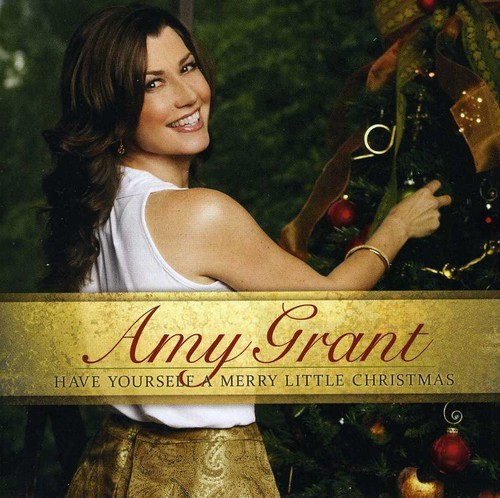 Amy Grant Christmas.Amy Grant Have Yourself A Merry Little Christmas Cd