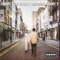 Oasis - (Whats the Story) Morning Glory (CD) - Cover