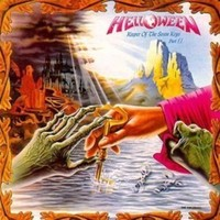 Helloween - Keeper of the Seven Keys (Part Two) (Vinyl) - Cover