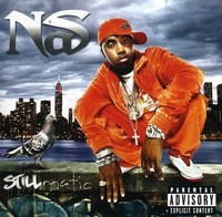 Nas - Stillmatic (CD) - Cover