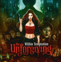 Within Temptation - Unforgiving (CD) - Cover