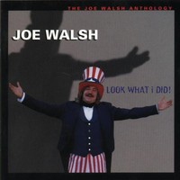 Joe Walsh - Look What I Did (Anthology) (CD) - Cover