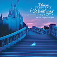 Disney's Fairy Tale Weddings / Various (CD) - Cover