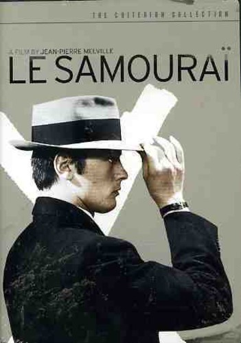 Criterion Collection: Le Samourai (Region 1 DVD) - Movies & TV ...