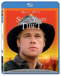 Seven Years In Tibet (Region A Blu-ray) - Cover