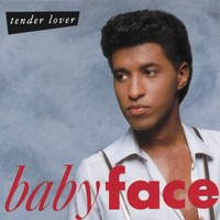 Babyface - Tender Lover (CD) - Cover