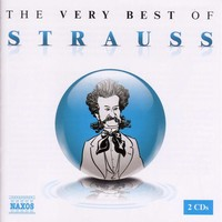 Various Artists - The Very Best of Strauss (CD) - Cover