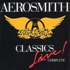 Aerosmith - Classics Live! Complete (CD) Cover