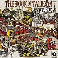 Deep Purple - The Book of Taliesyn (Mono) (Vinyl) - Cover