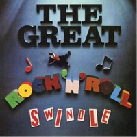 Sex Pistols - The Great Rock 'N' Roll Swindle (CD) - Cover