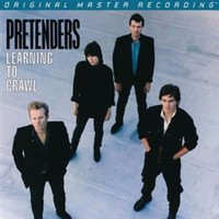Pretenders - Learning to Crawl (Super-Audio CD) - Cover