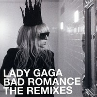 Lady Gaga - Bad Romance - the Remixes (X7) (CD) - Cover