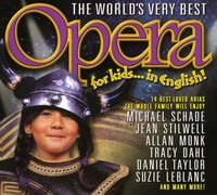 World's Very Best Opera For Kids / Various (CD) - Cover