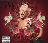 Pink - I'M Not Dead (CD) - Cover