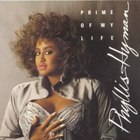 Phyllis Hyman - Prime of My Life (CD) - Cover
