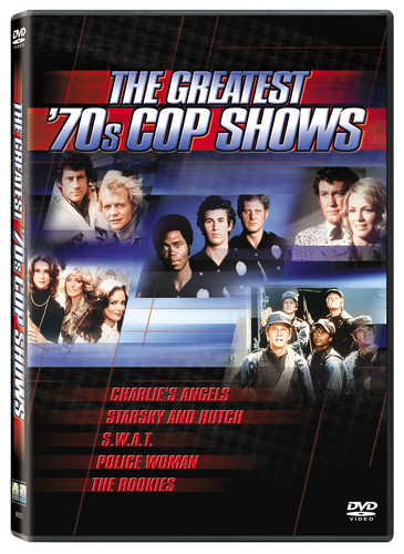 Greatest 70'S Cop Shows (Region 1 DVD)