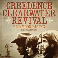 Creedence Clearwater Revival - Bad Moon Rising: Collection (CD) - Cover