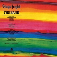 Band - Stage Fright (Vinyl) - Cover