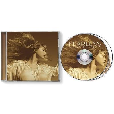 Taylor Swift - Fearless (Taylor's Version) (CD)