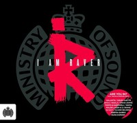 Ministry of Sound: I Am Raver / Various (CD) - Cover