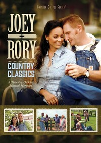 Joey & Rory - Country Classics: Tapestry of Our Musical Heritage (Region 1 DVD) - Cover