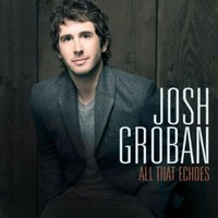 Josh Groban - All the Echoes: Deluxe (CD) - Cover