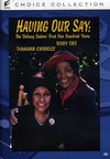 Having Our Say: Delany Sisters First One Hundred (Region 1 DVD)