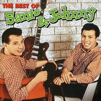 Santo & Johnny - Best of (CD) - Cover