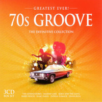 70s Groove / Various (CD) - Cover
