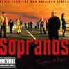 Sopranos: Peppers & Eggs-Music From the HBO Series (CD) Cover