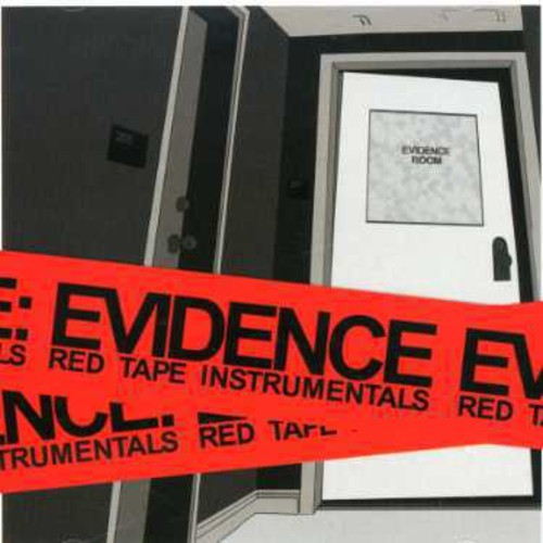 Evidence - Red Tape Instrumentals (CD)