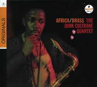 John Coltrane - Africa / Brass (CD) - Cover