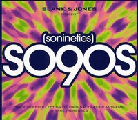 Blank & Jones - So90s (So Nineties) 1 (CD) - Cover