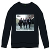 The Beatles On Air Black Mens Sweat (X-Large)