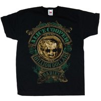 Alice Cooper Billion Dollar Youth 12-13 (XX-Large) - Cover