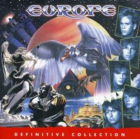 Europe - Definitive Collection (CD) - Cover
