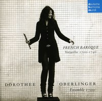 Dorothee Oberlinger - French Baroque (CD) - Cover