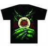 Slayer Root of all Evil Mens T-Shirt (Small)